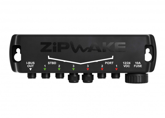 Featuring an advanced, intuitive control system and a stunning new innovative design, Zipwake delivers a more comfortable ride, better performance and improved fuel consumption – whatever the conditions may be.