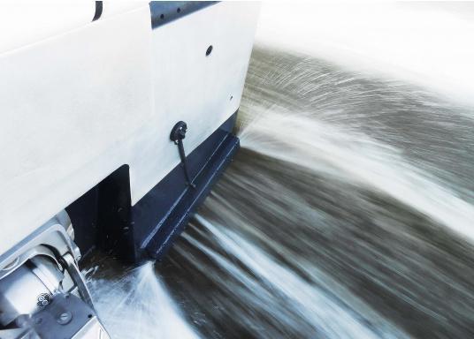 Die Serie S von ZIPWAKE bietet modernste, äußerst schnell-arbeitende und langlebige Interzeptoren in verschiedenen Längen. Sie sind ideal für alle Boote von 6 m bis 18 m Länge geeignet.  (Bild 5 von 6)
