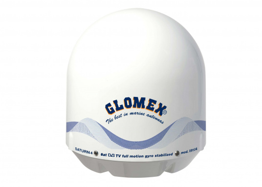 Die Satelliten-TV-Antennen von GLOMEX wurden in ihrer Technologie und Leistung überarbeitet.