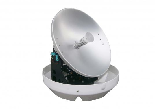 Die Satelliten-TV-Antennen von GLOMEX wurden in ihrer Technologie und Leistung überarbeitet. (Bild 2 von 4)