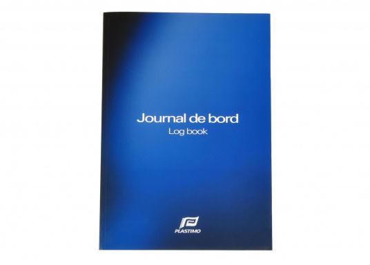 Das Plastimo Logbuch bietet ausreichend Platz für 51 Tage und umfasst insgesamt 104 Seiten. Zur Dokumentation von Informationen über Wetter, Motor und andere Notizen. Mit beschichtetem Cover. Abmessungen: 200 x 285 mm.