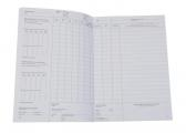 Logbook / Bilingual / English/French