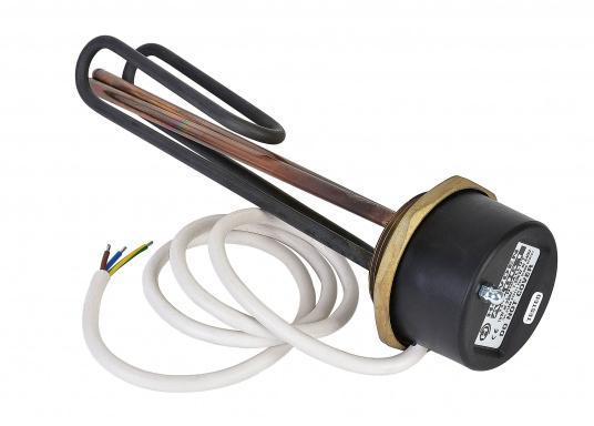 CLEGHORN - Heizpatrone 1250 W / 220 V. Diese Heizpatrone passt in die Warmwasser-Boiler aus unserem Sortiment. Sie ist speziell für den Einsatz in Druckwasser-Systemen vorgesehen.