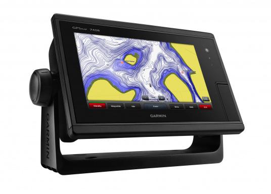 Der GPSMAP 7408 wurde für Freizeitskipper, Segler und Regattasegler entwickelt, die hohe Leistung, Benutzerfreundlichkeit und integrierte Funktionen wünschen.  (Bild 9 von 10)