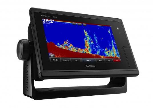 Der GPSMAP 7408 wurde für Freizeitskipper, Segler und Regattasegler entwickelt, die hohe Leistung, Benutzerfreundlichkeit und integrierte Funktionen wünschen.  (Bild 8 von 10)