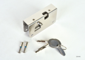 Lock for Companionway Hatch