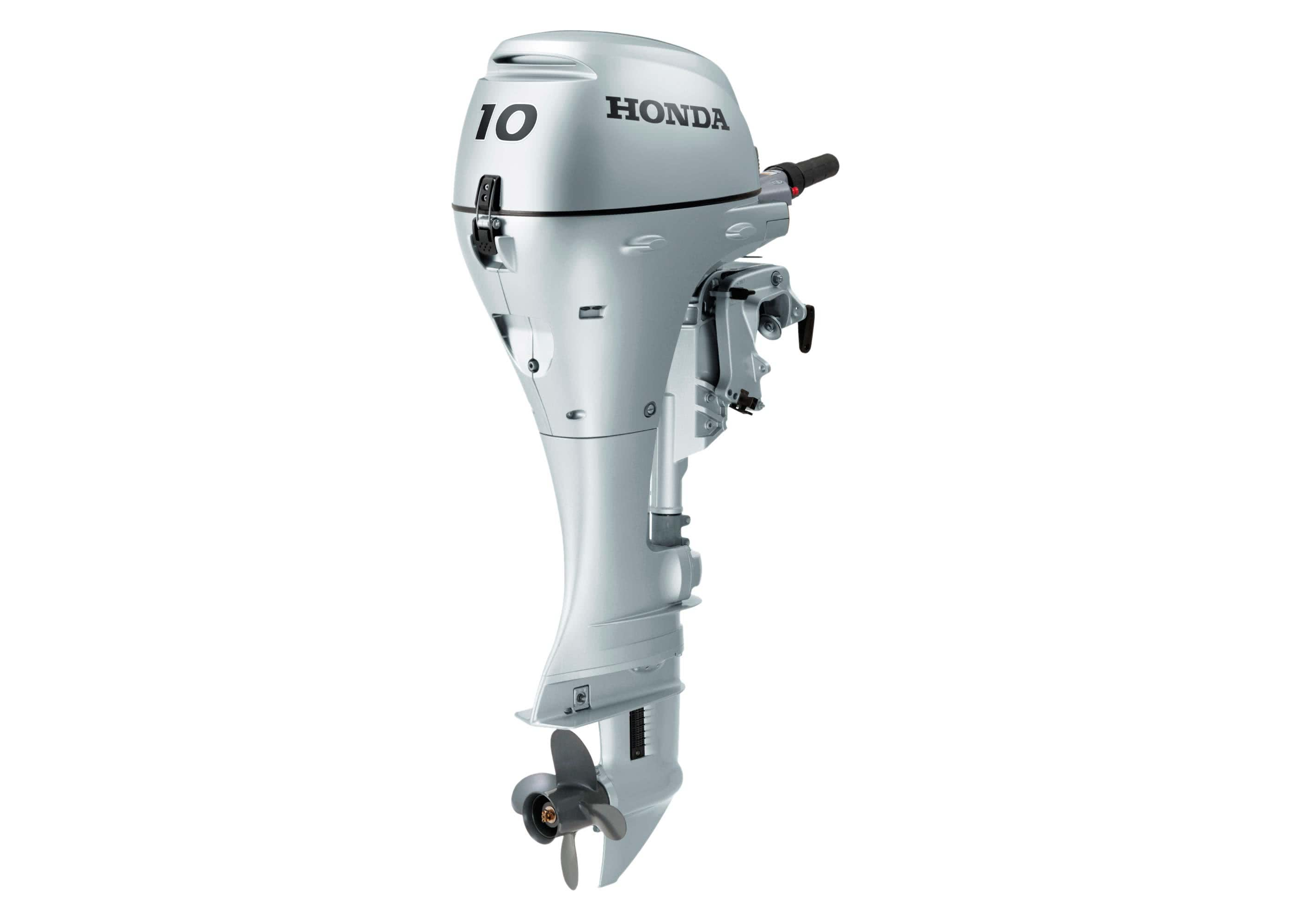 BF10 LHU Outboard Engine / Long Shaft / Manual Start product images SVB |  Yacht and boat equipment