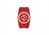 WIMEA Wristband / red