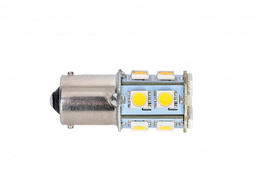 LED light insert with 13 bright diodes which provide a comfortable, warm-white light color. (Afbeelding 2 of 4)