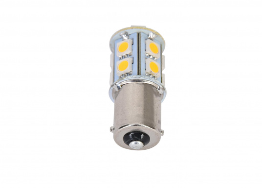 LED light insert with 13 bright diodes which provide a comfortable, warm-white light color. (Afbeelding 3 of 4)