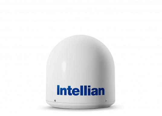 Intellian Technologies ist einer der weltweit führenden Hersteller von Satellitenkommunikations-Systemen. Dementsprechend hochwertig in Qualität und Ausstattung sind auch die i-Serie Antennen, passend konzeptioniert für alle Boots- und Yacht-Typen und -Größen. Diese Antennen überzeugen durch hervorragende Empfangseigenschaften. Exklusive und patentierte Technologien machen das Fernsehen an Bord einfacher und angenehmer, als man es sich vorstellen kann!