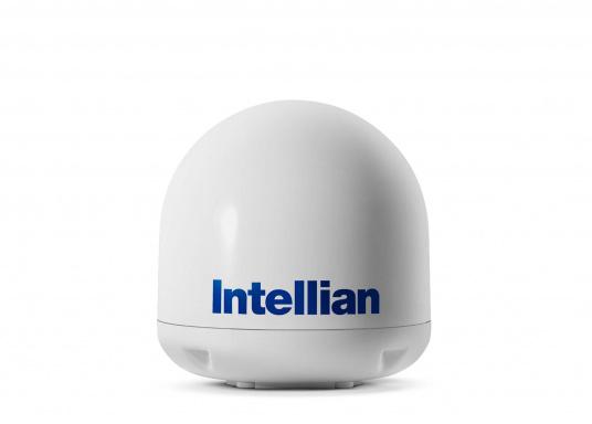 Die Satelliten Antennen der i-Serie von Intellian überzeugen durch hervoragenden TV-Empfang an Bord Ihres Schiffes. Dabei bietet Intellian exklusive und patentierte Technologien, die das Fernsehen an Bord einfacher und angenehmer machen, als man sich vorstellen kann!