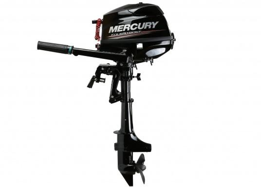 Portable power and thrust for precise operation! Mercury 3.5 HP ME-F3.5M.
