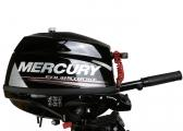 ME-F3.5M Outboard Motor / Short Shaft / Manual Start