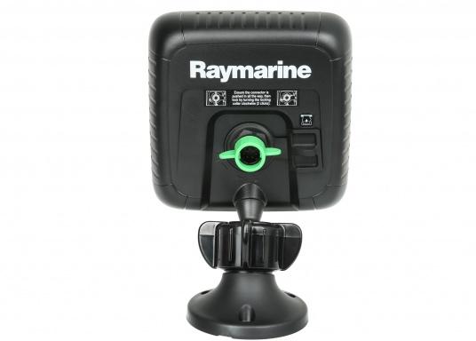 Ändern Sie Ihre Unterwasseransicht und fangen Sie mehr Fische mit dem DRAGONFLY 4 mit integrierter CHIRP DownVision™ Technologie. Fische sind leichter zu identifizieren und von Unterwasser-Objekten liefern die DRAGONFLY-Geräte photorealistische Bilder. DRAGONFLYs hochauflösendes All-Wetter Farbdisplay kann aus jedem Blickwinkel betrachtet werden. (Bild 4 von 7)