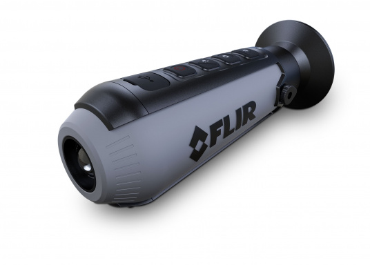 The FLIR Ocean Scout TK is a marine thermal camera that extends your vision on the water, day or night, for greater awareness and safety! (Image 8 of 12)