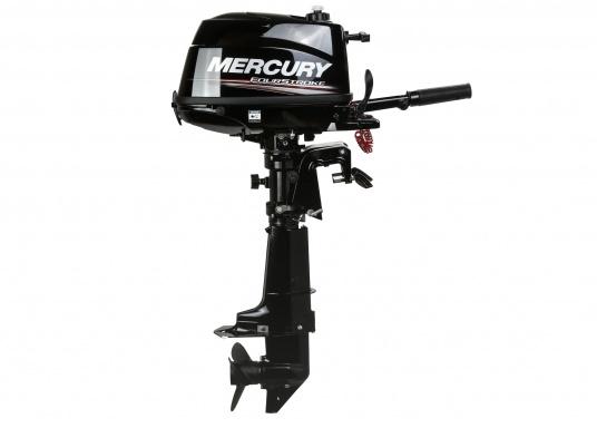 Mercury Außenborder F5M mit 5 PS Leistung und einem geringen Gewicht von 25 kg. Der ideale Bootsmotor. (Bild 3 von 9)