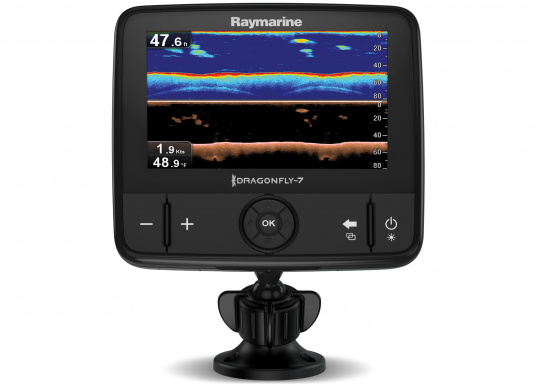 Raymarine Dragonfly 7 Pro With Cpt Dvs Transducer Only 403 32 Buy Now Svb