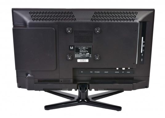 Kompakter, eleganter 12V Fernseher, der Ihnen den vollen Fernsehspaß in HD-Qualität an Bord, im Auto oder im Wohnwagen bietet. (Bild 6 von 8)