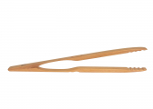 Grillzange GRETA / 46 cm / Buchenholz