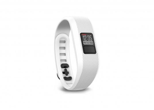 Immer in Bewegung mit dem vívofit® 3 Fitness Tracker mit bis zu 1 Jahr Batterielaufzeit und Move IQ™. (Bild 3 von 3)