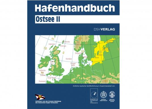 Hafenhandbuch Ostsee 2 mit Ordner.