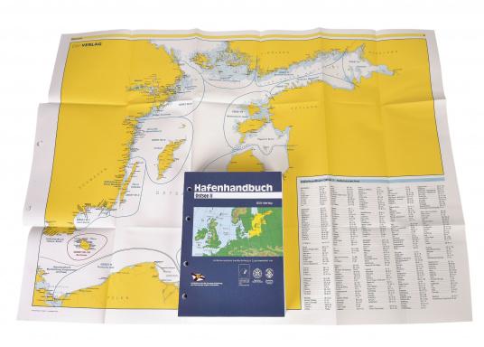 Hafenhandbuch Ostsee 2 ohne Ordner. (Bild 3 von 3)
