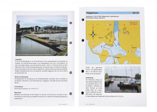 Hafenhandbuch Ostsee 2 ohne Ordner. (Bild 2 von 3)