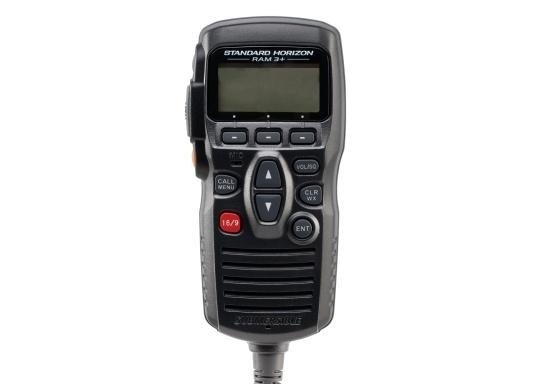 Zweithörer passend für die UKW-Funkgeräte GX1600, GX1700, GX2000, GX2100 und GX2200 von Standard Horizon. (Bild 3 von 6)