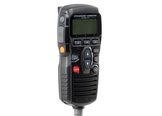 Zweithörer passend für die UKW-Funkgeräte GX1600, GX1700, GX2000, GX2100 und GX2200 von Standard Horizon. (Bild 2 von 6)