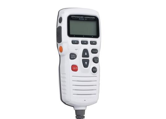 Zweithörer CMP31 passend für die UKW FunkgeräteGX1600, GX1700, GX2000, GX2100 und GX2200 von Standard Horizon.