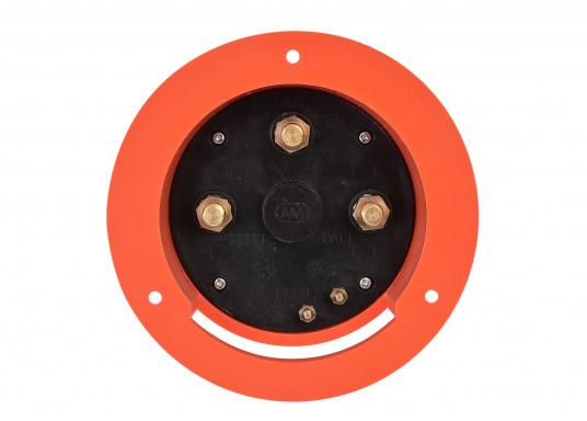 Einfacher Batterie-Umschalter für Bordnetze, die aus zwei Batterien versorgt werden. Für 12 V Bordnetze geeignet. (Bild 3 von 3)