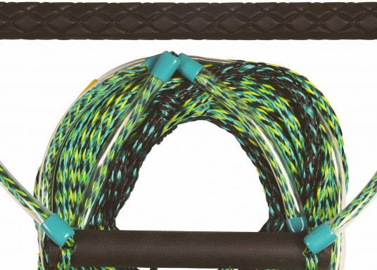 Dieses Kneeboard Seil ist mit einem ca. 38 cm breiten Profil-Handgriff ausgestattet. (Bild 3 von 3)