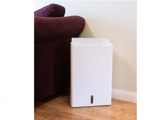 The most advanced and intelligent dehumidifier on the market! The MAECO DD8L ZAMBEZI offers everything you could ever wish for! The DD8L offers more functions and features than any other dehumidifier. (Imagen 16 de 19)