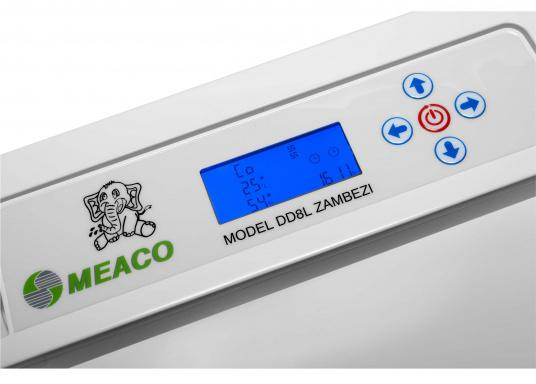 The most advanced and intelligent dehumidifier on the market! The MAECO DD8L ZAMBEZI offers everything you could ever wish for! The DD8L offers more functions and features than any other dehumidifier. (Afbeelding 12 of 19)