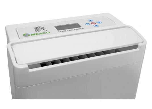 The most advanced and intelligent dehumidifier on the market! The MAECO DD8L ZAMBEZI offers everything you could ever wish for! The DD8L offers more functions and features than any other dehumidifier. (Afbeelding 10 of 19)