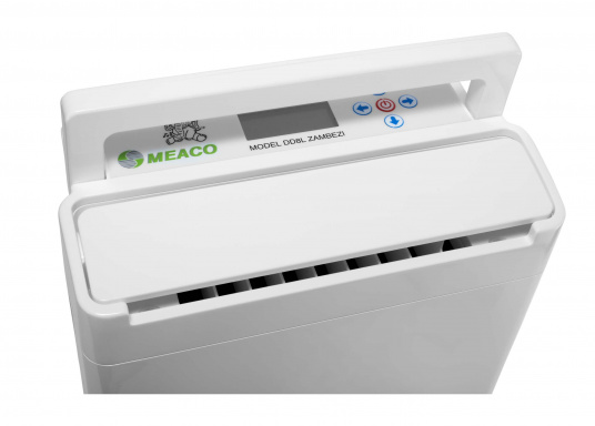 The most advanced and intelligent dehumidifier on the market! The MAECO DD8L ZAMBEZI offers everything you could ever wish for! The DD8L offers more functions and features than any other dehumidifier. (Imagen 9 de 19)