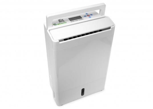 The most advanced and intelligent dehumidifier on the market! The MAECO DD8L ZAMBEZI offers everything you could ever wish for! The DD8L offers more functions and features than any other dehumidifier. (Afbeelding 1 of 19)