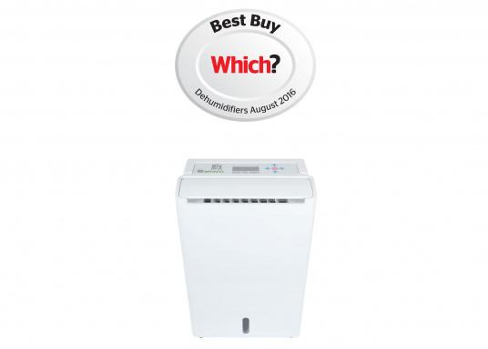 The most advanced and intelligent dehumidifier on the market! The MAECO DD8L ZAMBEZI offers everything you could ever wish for! The DD8L offers more functions and features than any other dehumidifier. (Afbeelding 19 of 19)