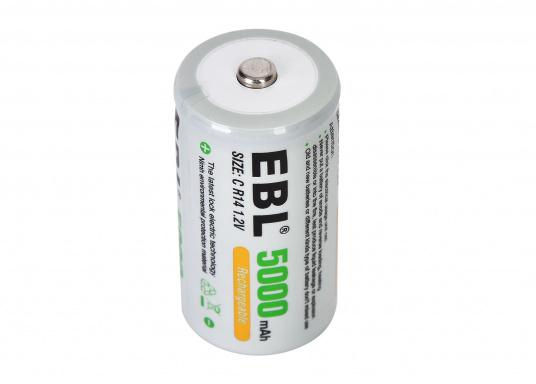 Pile rechargeable de rechange / R14 / 5000 mAh seulement 27,95