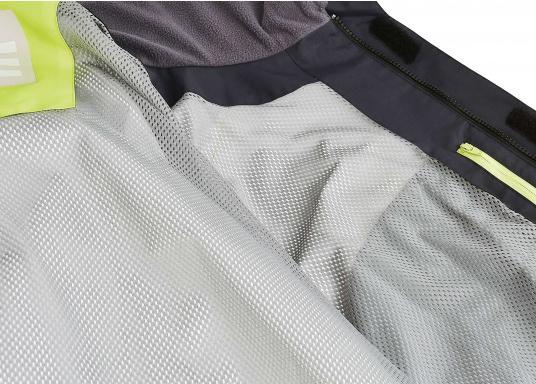 SEATEC COASTAL CS2 Jacke - der leichtgewichtige, wasserdichte Allrounder für den Motorbootfahrer und Segler. Optimale Jacke für Einsteiger, Motorbootfahrer, die Chartercrew und perfekt auch als Landgangsjacke. Im klassischen Unisex-Look mit angenehm weichem 2-Lagen-Nylon-Material und MPU-Beschichtung ist sie die perfekte Wahl für jedes Wetter. (Bild 13 von 16)