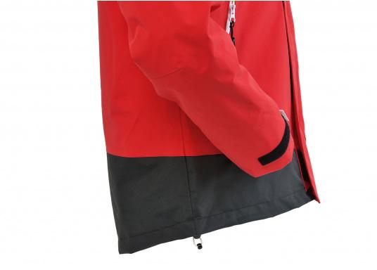 SEATEC COASTAL CS2 Jacke - der leichtgewichtige, wasserdichte Allrounder für den Motorbootfahrer und Segler. Optimale Jacke für Einsteiger, Motorbootfahrer, die Chartercrew und perfekt auch als Landgangsjacke. Im klassischen Unisex-Look mit angenehm weichem 2-Lagen-Nylon-Material und MPU-Beschichtung ist sie die perfekte Wahl für jedes Wetter. (Bild 16 von 23)