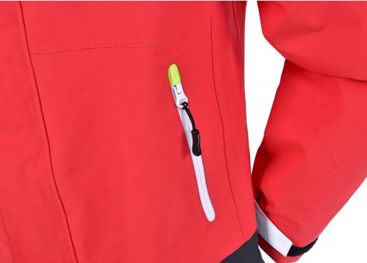 SEATEC COASTAL CS2 Jacke - der leichtgewichtige, wasserdichte Allrounder für den Motorbootfahrer und Segler. Optimale Jacke für Einsteiger, Motorbootfahrer, die Chartercrew und perfekt auch als Landgangsjacke. Im klassischen Unisex-Look mit angenehm weichem 2-Lagen-Nylon-Material und MPU-Beschichtung ist sie die perfekte Wahl für jedes Wetter. (Bild 15 von 23)