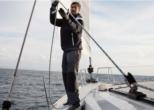 Die SEATEC COASTAL CS2 Hose ist eine leichte, wasserdichte und atmungsaktive Hose für den Motorbootfahrer und Segler. Passend zur SEATEC COASTAL CS2 Jacke wird sie im klassischen Unisex-Look mit angenehm weichem 2-Lagen-Nylon-Material und MPU-Beschichtung allen Ansprüchen gerecht. (Bild 3 von 12)