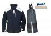COASTAL Set navy / anthrazit