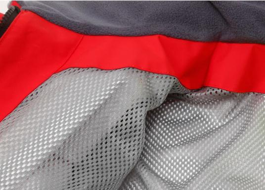 Das SEATEC COASTAL CS2 Set bestehend aus Jacke und Hose ist optimal geeignet für den Motorbootfahrer, den Einsteiger, die Chartercrews und natürlich auch für den Segler. Das Set ist atmungsaktiv und mit seiner zusätzlichen DWR-Ausrüstung, sowie den komplett verklebten Nähten, absolut wasserdicht. HINWEIS!Bitte geben Sie die gewünschten Konfektionsgrößen im Kommentarfeld der Bestellung an. (Bild 11 von 22)