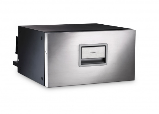 Das passt, wo sonst nichts passt! Das Einbau-Kühlschubfach CD 20bringt leistungsstarke Kompressorkühlung in beengte Raumverhältnisse, auch seitlicher Einbau möglich.  (Bild 2 von 3)
