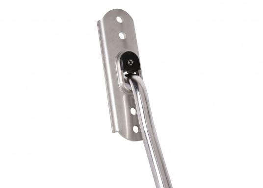 Diese Sicherungsstecker dienen der Sicherung der T-Terminals in der Ankerplatte. Ein Ausreißen des T-Terminals ist nach Einschrauben des Sicherungssteckers nicht mehr möglich. (Bild 8 von 9)