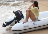 DF 5A S Outboard Motor / Short Shaft / Manual Start