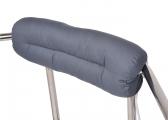 Cuscini Kapok per reling-capezzale / antracite